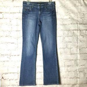 WHBM BLANC Bootleg Jeans